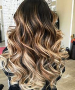 Haare braune haarsträhnen für Blaushampoo: Geheimtipp